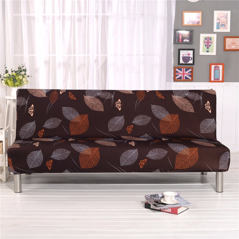 Spandex Stretch Sofa Bed Sofa Seat Cover Dustproof Elasticity 100% Polyester Sofa Towel Mat For Furniture 108cm 210cm