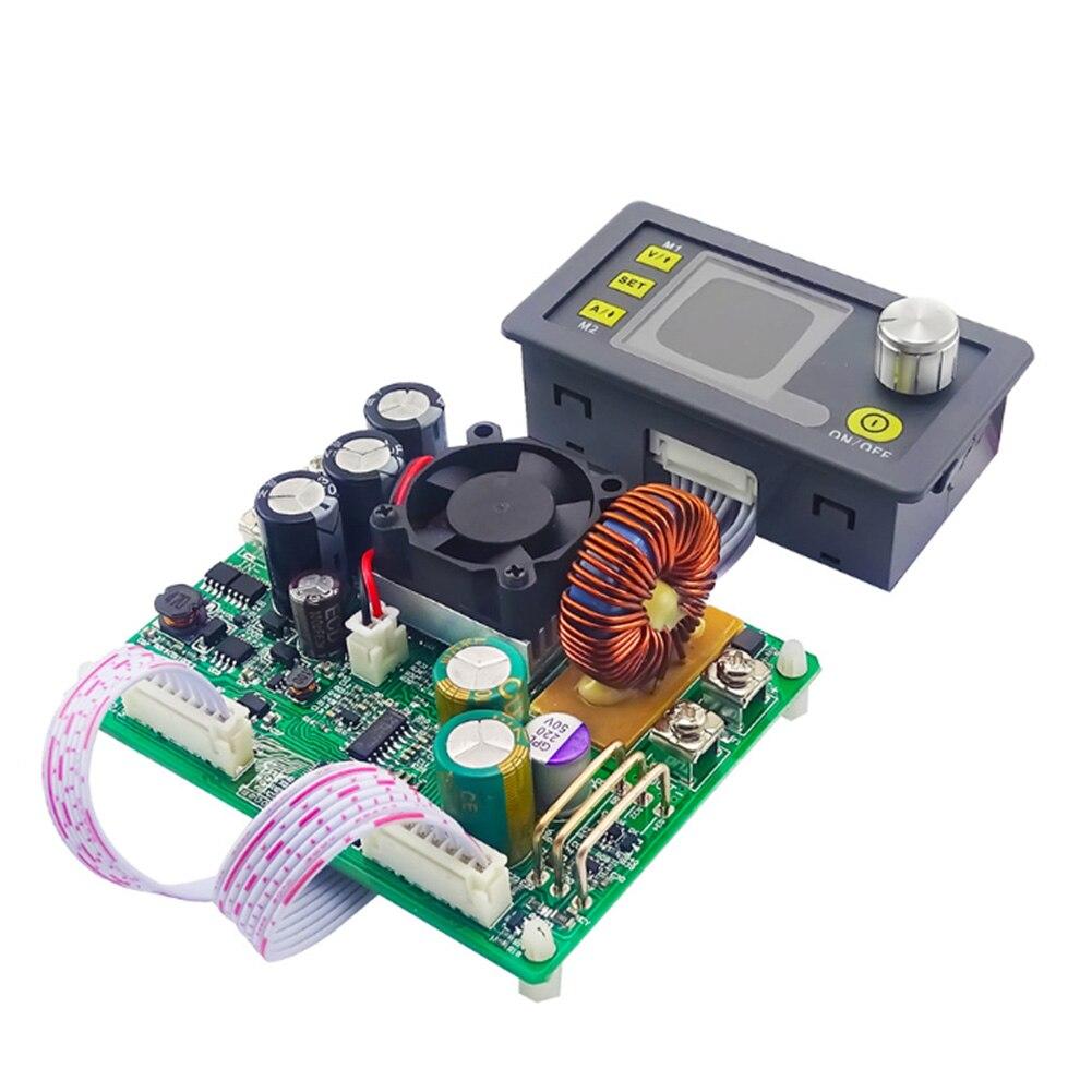 DPS5015 DC 50V 15A accessoires de haute précision pièces d'alimentation actuelles utiles numérique régulé abaisseur Module d'alimentation d'affichage LCD