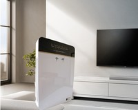 Air Purifier ionizer True Hepa Filter, Odor Eliminator for Smokers, Dust, Mold, Formaldehyde Home Pets Cleaner