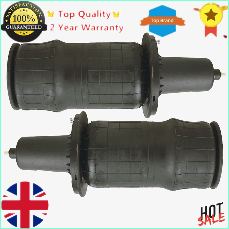 Pair Front Air Suspension Spring Bag For Land Rover Range Rover P38 New OE# REB101740 REB101740E Left Right auto suspension parts left front control shower arm for land rover range rover evoque lr024472