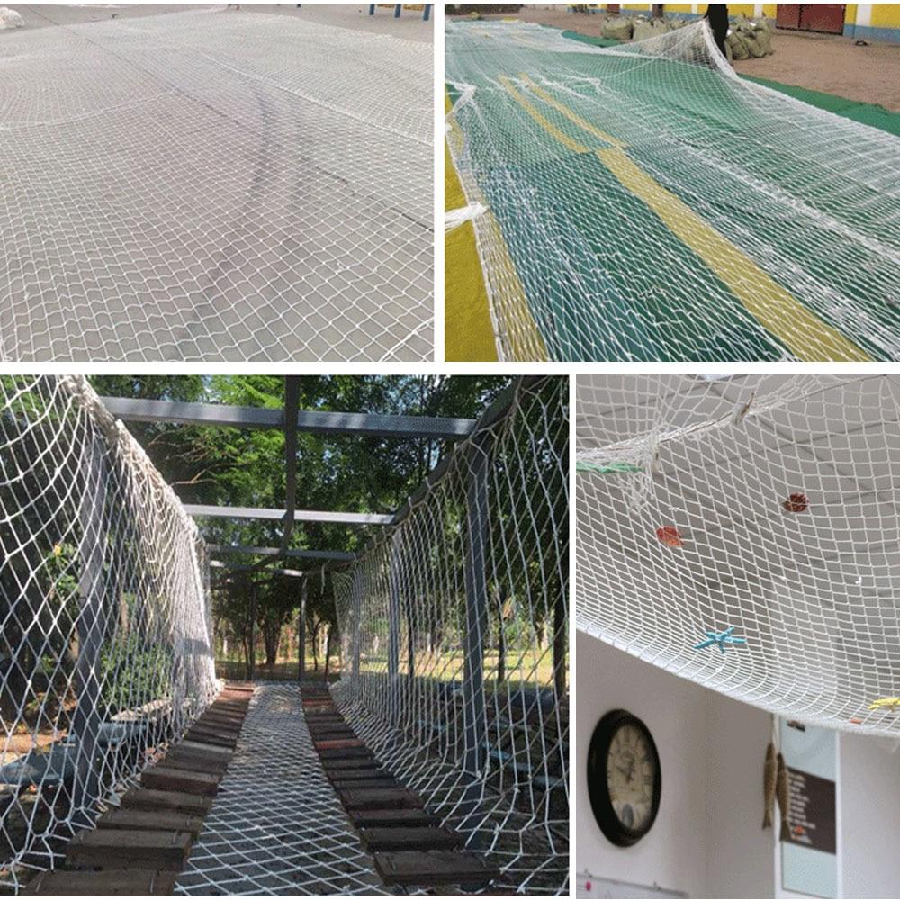 Heavy Duty Polyester Plant Trellis Netting 10x10CM Square Soft Mesh Gardening Planting Trellis Nettings
