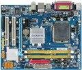 Оригинал материнская плата для Gigabyte GA-945GCM-S2 LGA 775 DDR2945GCM-S2 945GC Настольных материнских плат Бесплатная доставка