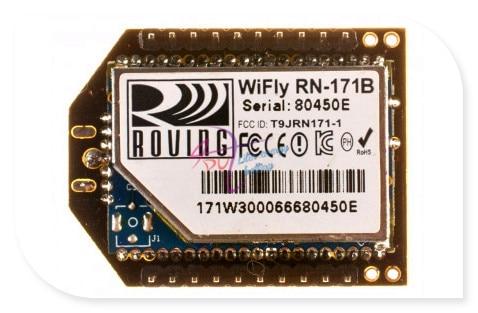 WiFly RN-XV Module - Wireless Arduino Board Tutorial