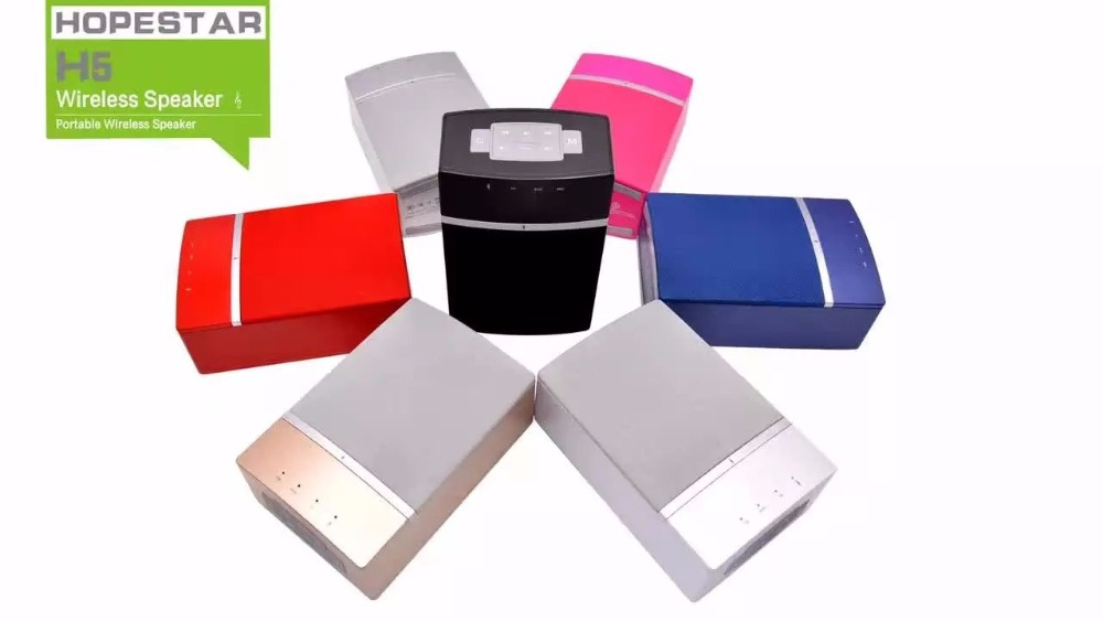 цена на HOPESTAR H5 Mini Bluetooth Speaker Wireless High Quality Stereo Subwoofer Speaker