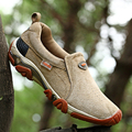 Spring and autumn winter new men 's casual shoes at the end of the middle - aged father of  shoes