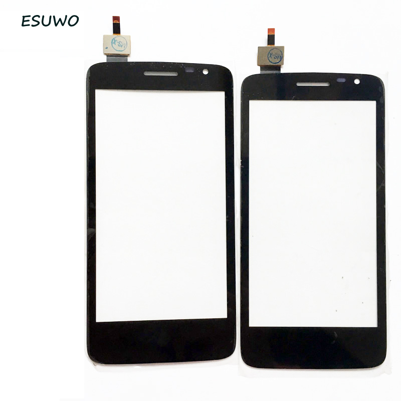 ESUWO New Touch Screen For Prestigio MultiPhone PAP 3501 PAP3501 Duos Touch Screen Digitizer Front Glass Lens