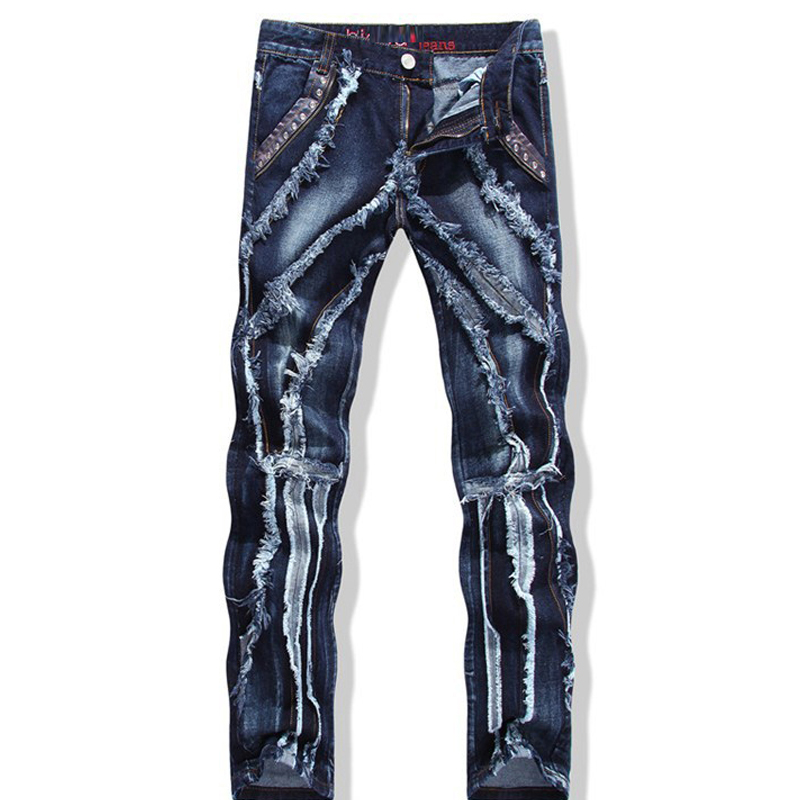 Compare Prices on Stylish Jeans Men- Online Shopping/Buy Low Price ...
