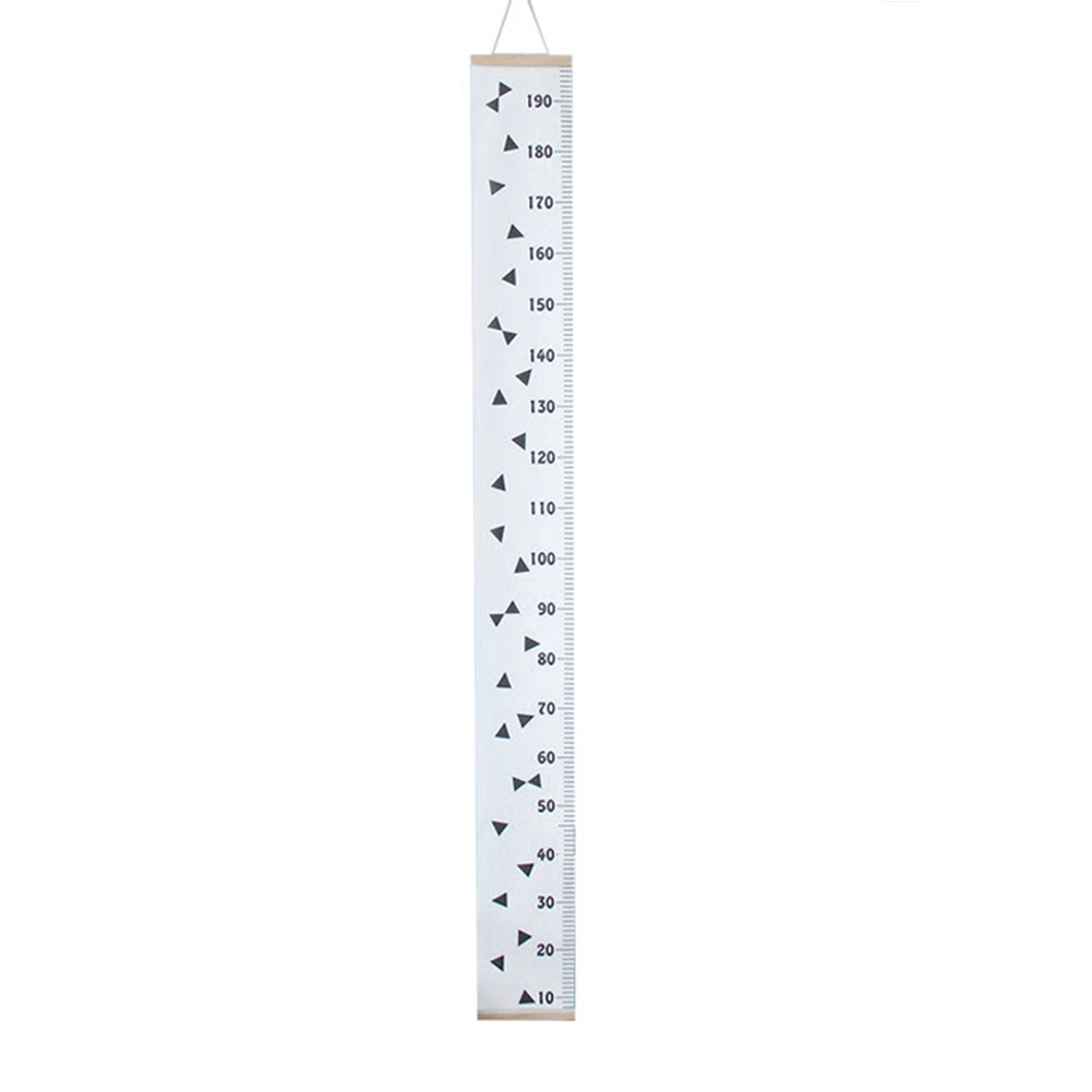Водонепроницаемое измерение высоты настенная вешалка график роста детей настенная татуировка для детской комнаты декор может CSV - Цвет: As shown