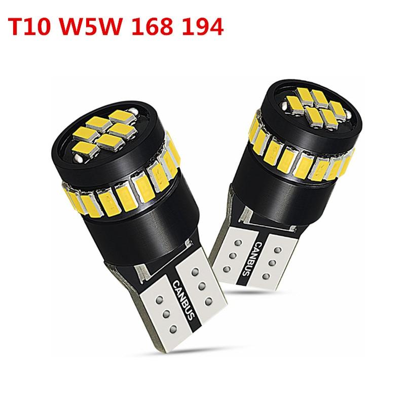 T10 W5W White