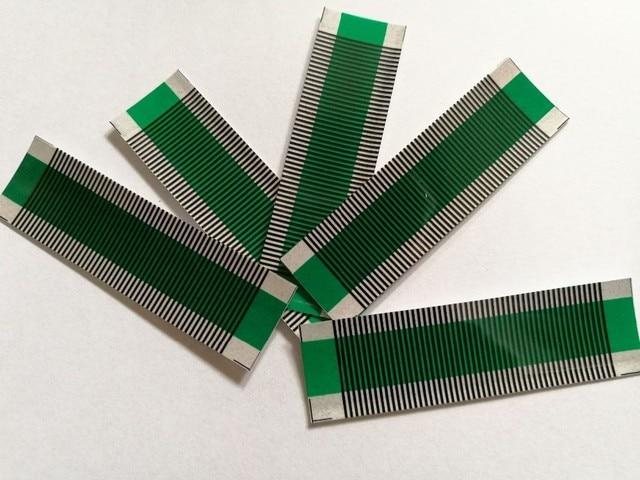 1pc CNPAM Track Für SAAB 9 5 Automatische Klima ACC LCD Pixel Reparatur Band Kabel