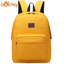 Aoking Lightweight School Shoulders Backpack For Teenage Girls College Student Comfort Daily Travel Backpack Causal Waterproof B