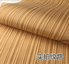 2Pieces/Lot L:2.5Meters Wide:62cm Thickness:0.2mm Technology Teak Wood Veneer