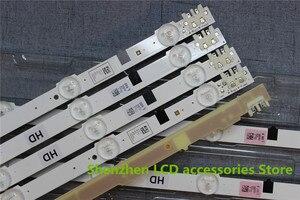 Image 3 - 5 peças/lote Novo UA32F4088AR CY HF320AGEV3H UE32F5000 UA32F4000AR tira CONDUZIDA D2GE 320SC0 R3 2013SVS32H 9 LEDs 650 milímetros