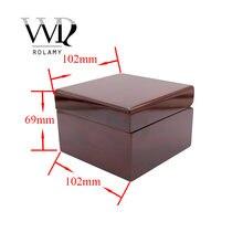 Деревянная коробка для часов rolamy Подарочная с подушкой чехол