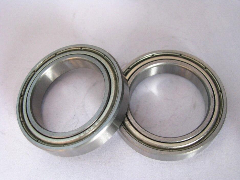 20pcs/lot  6906ZZ  thin wall bearing  6906  6906Z  61906ZZ shielded deep groove ball bearings 30x47x9 mm