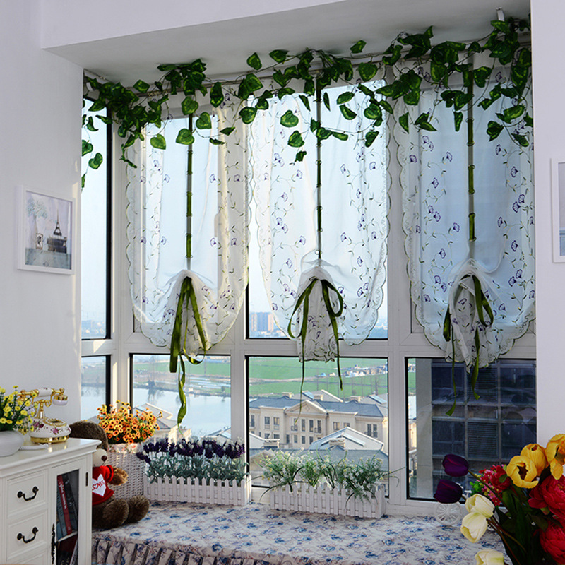 Kitchen Entrance Curtain: Compare Prices On Purple Blinds- Online Shopping/Buy Low