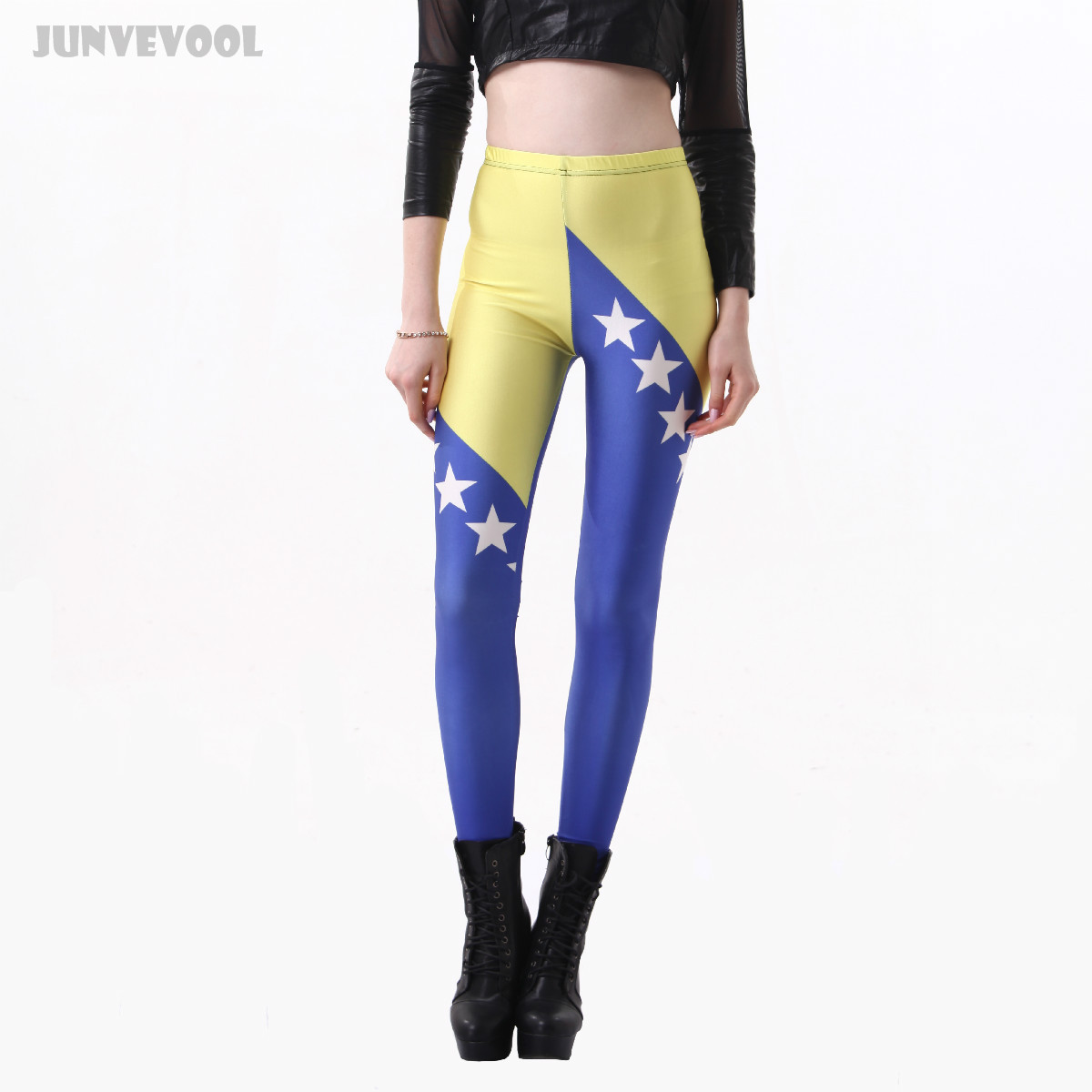 Clothes Women Colorful Print Leggings Stripe Stars Women's Skinny  Trousers Flag Print - Online Get Cheap Women Skinny Colorful Jeggings Stretchy Sexy