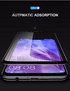 Image 4 - Neue 9D Gehärtetem Glas Für Huawei Nova 3 3i 3e Screen Protector Volle Abdeckung gehärtetem glas Für Huawei Nova 5T 5Z Pro glas