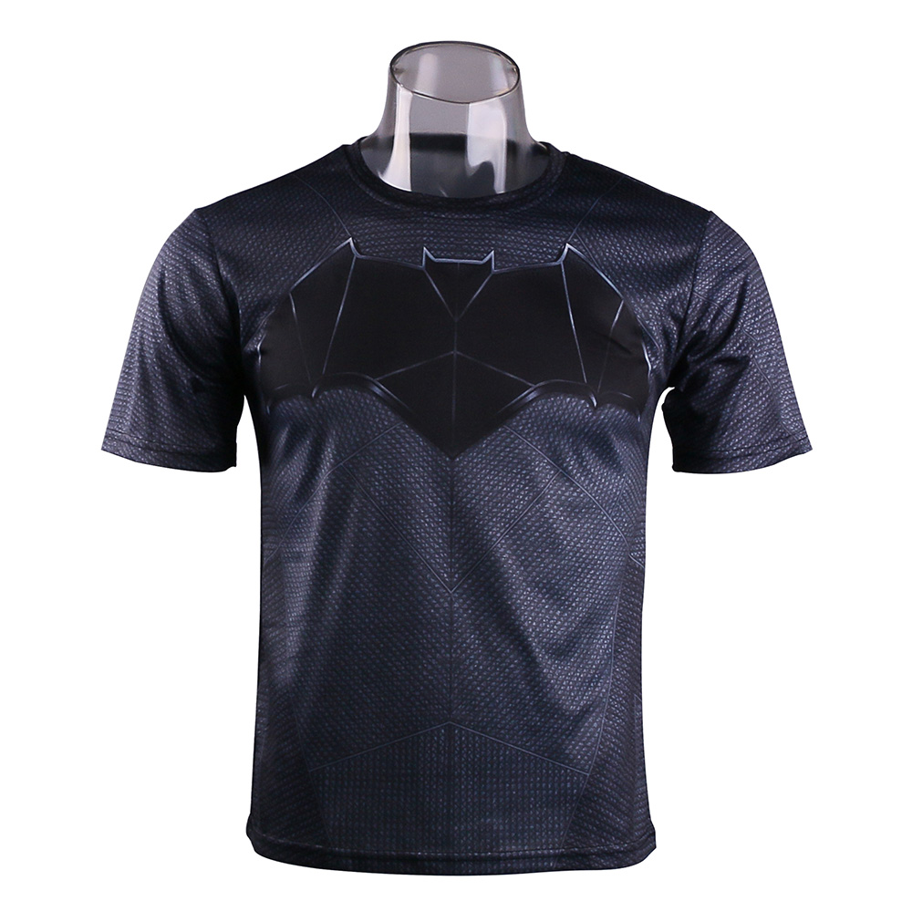 Batman VS Superman T Shirt Tee 3D Printed T-shirts Men Short sleeve New Cosplay Costume Clothing Tops Male Halloween Costumes