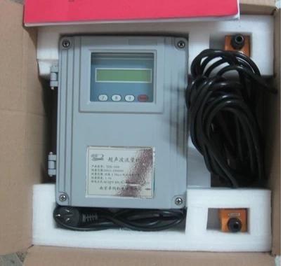 TDS-100F зажим на ультразвуковой расходомер/настенное крепление расходомер со стандартным M1 и S1 датчик 15-700 мм