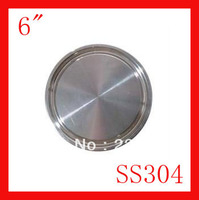New arrival 6 SS304 Stainless Steel Ferrule end cap Tube fitting