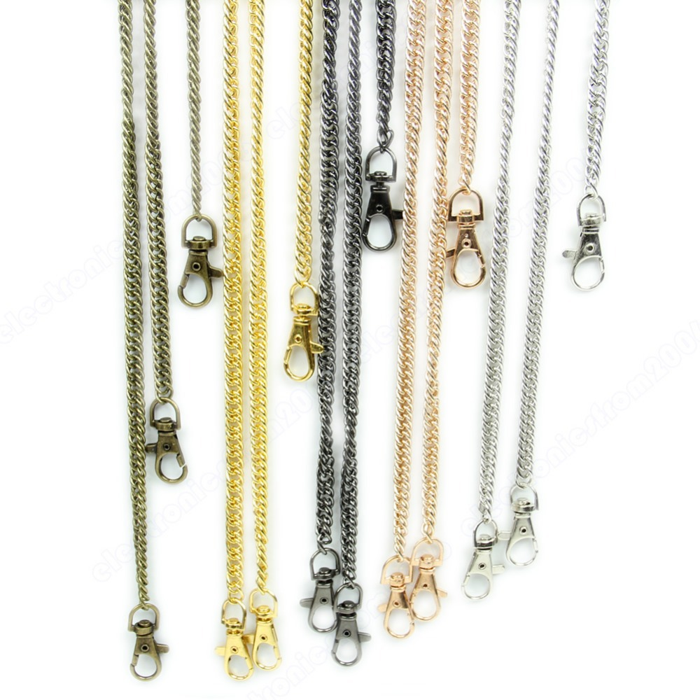 +New High Quality Purse Handbags Bags Shoulder Strap Chain Replacement Handle 5 colors