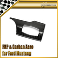 Car-styling For Ford 2015 Mustang Carbon Fiber Dash Trim Driver Side(For LHD only)