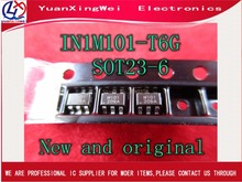 The spot New and original 5pcs IN1M101 IN1M101 T6G SOT23 6