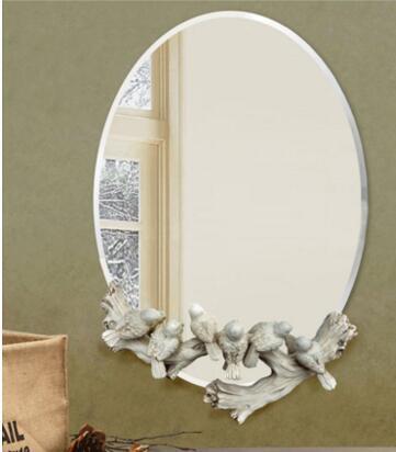 Bathroom mirror.. The mirror is dressing mirror mirror