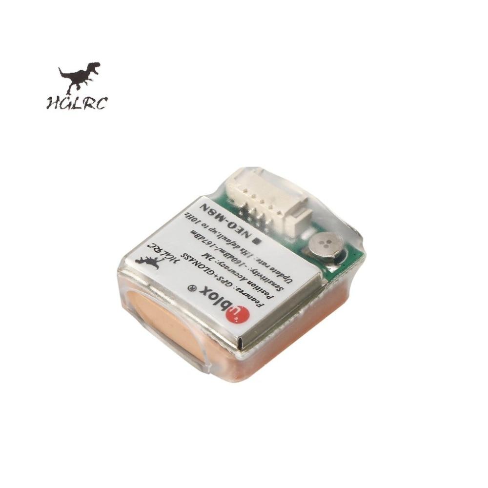 HGLRC 7M/8M Ublox M8N GPS Module For APM Pixhawk CC3D Naze32 F3 Flight Control Controller For RC Camera Drone Accessories Accs запчасти и аксессуары для радиоуправляемых игрушек cc3d mini apm cc3d apm rc