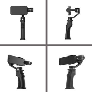 Image 5 - Стабилизатор Funsnap для смартфона, 3 осевой ручной шарнирный стабилизатор для экшн камеры Gopro Sjcam Xiaomi 4k