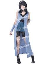Anime Final Fantasy VIII Rinoa Heartilly Cosplay Ropa de Mujer