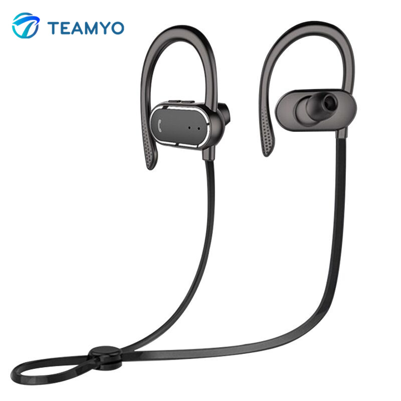Teamyo New S9 Bluetooth Earphone Headphone with Microphone Wireless Earbuds Sports Running Headset for iPhone Samsung Xiaomi HTC free shipping wireless bluetooth headset sports headphone earphone stereo earbuds earpiece with microphone for phone
