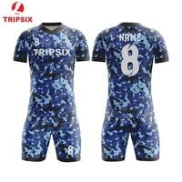 Mix Color Soccer Jersey Custom Soccer Team Uniform Free Shipping Full Sublimation Team Soccer Jerseys