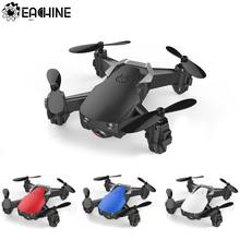 Eachine E61/E61hw Mini Drone With/Without HD Camera Hight Hold Mode RC Quadcopter RTF WiFi FPV Foldable RC Drone(China)