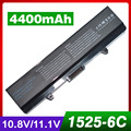 4400mAh laptop battery for Dell Inspiron 1525 1526 1545 1545 Vostro 500 CR693 D608H GP252 GP952 GW240 GW241 WK380 WK381 WP193