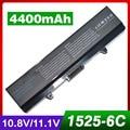 4400mAh laptop battery for Dell Inspiron 1525 1526 1545 1545 Vostro 500 CR693 D608H GP252 GP952 GW240 GW241 WK380 WK381 WP193