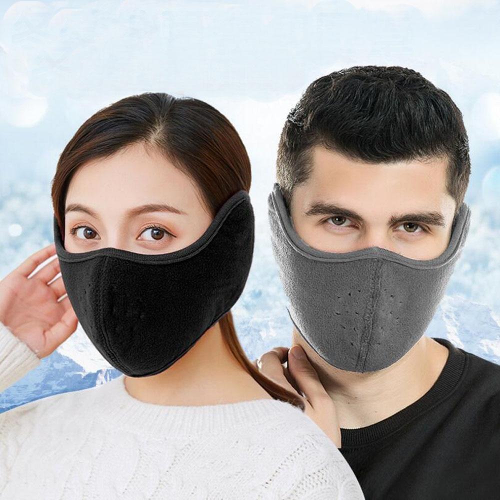 Training Mask Cycling Half Face Mask Winter Sport Masks Windproof Bike Bicycle Cycling Ski