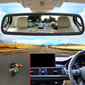 Estilo do carro 5 ''TFT LCD a Cores de Backup Monitor Espelho Do Carro Para Peugeot 5008 5D MPV 2009 ~ 2014 com HD CCD Car Rear View Câmera Parque