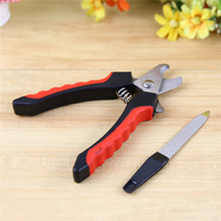 Pet Dog Nail Clippers Claws Steel Nail Grooming Scissors Dogs Trimming Cat Claws Clippers Pet Supplies