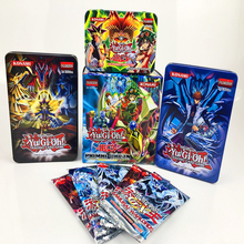 yugioh 288 pcs set with box yu gi oh anime Game Collection Cards kids boys toys for children