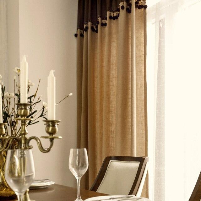 Drape Curtains For Living Room. Drape Curtains For LIving Room Cotton Linen Lace Window Panel Elegant  European Blinds Fabric Bedroom Plain