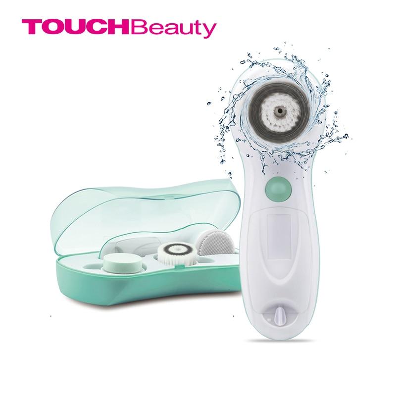 TOUCHBeauty ручний робочий макіяж пензля - Інструмент для догляду за шкірою