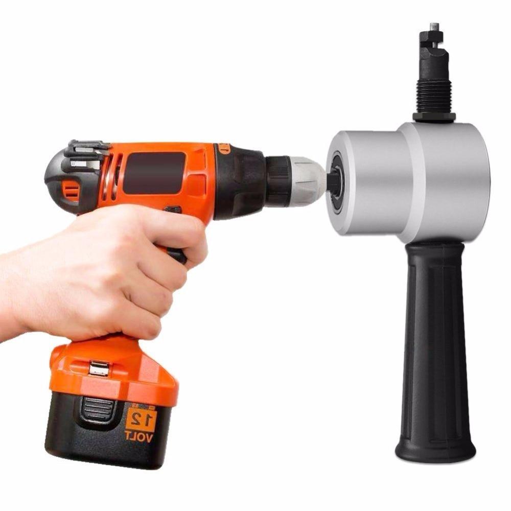 все цены на 160A Double Head Sheet Nibbler Metal Cutter Power Drill Attachment Saw Cutting Tool Nibbler Sheet Metal Cutter Power Tools