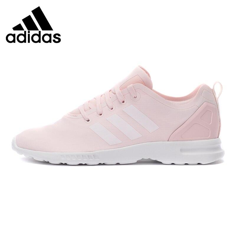 Prix pour Original Nouvelle Arrivée Adidas Originaux Femmes de Rose Planche à Roulettes Chaussures Sneakers
