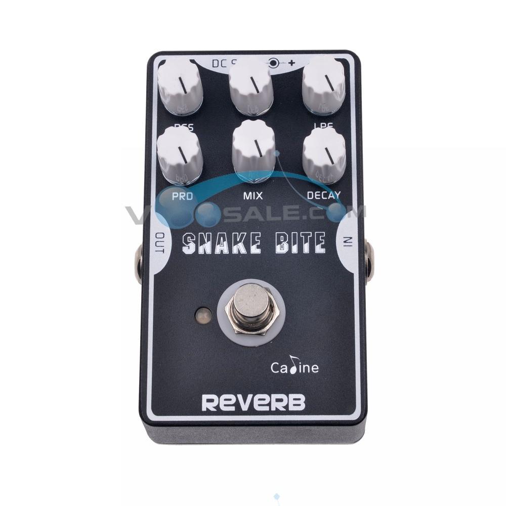 Caline CP-26 Reverb-Gitarren-Effektpedal - Musikinstrumente