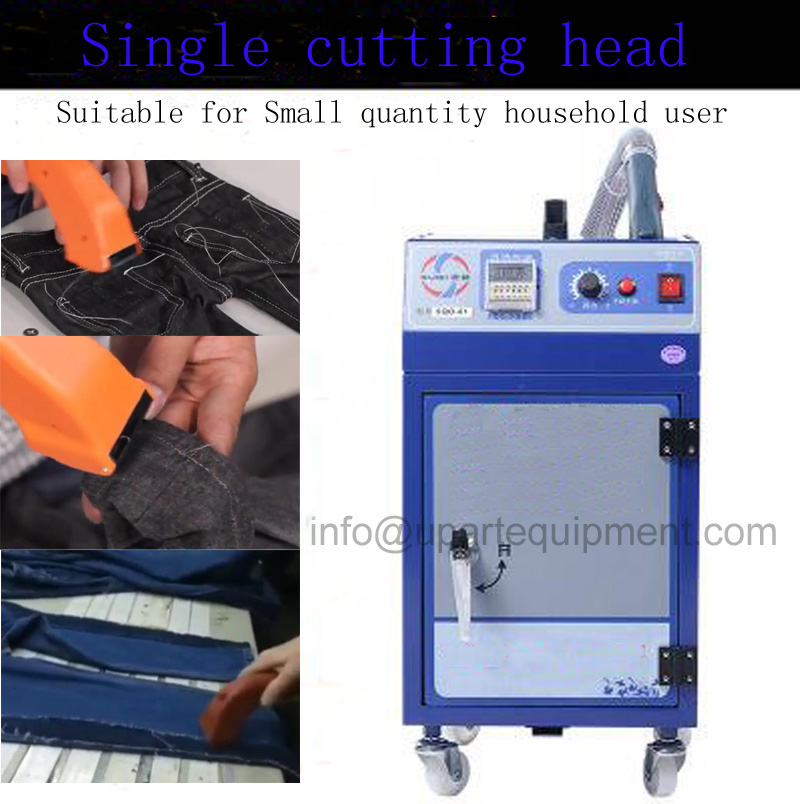 Automatic Clothes Wire Shears Thread Ends Cutting Machine.