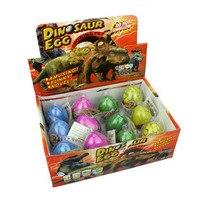 ביצי דינוזאור גדל קסם גודל גדול 12 יחידות אינפלציה בקיעת מים תינוק צעצוע לילדים מתנות חידוש צעצועי Gag