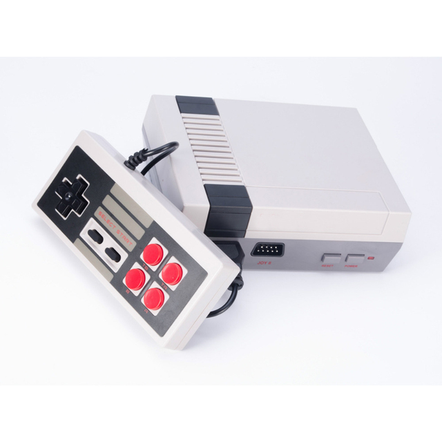 Retro Video Game Console with Classic 500 Games