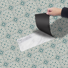 Bohemian style thick floor leather PVC floor sticker 3D waterproof non-slip wear-resistant environmentally friendly stickers free shipping custom magnificent waterfall 3d floor sticker painting non slip wear waterproof floor wallpaper mural